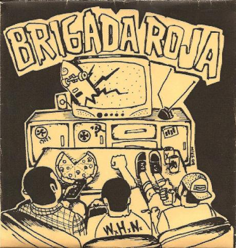 Brigada Roja (portada)