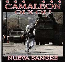 Camaleon Oi x Oi! - Nueva Sangre