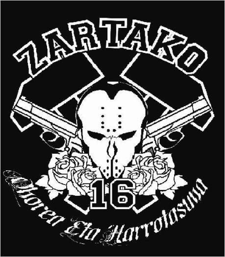 Zartako - ohorea eta harrotasuna